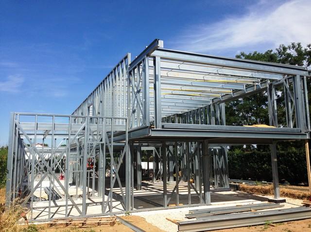 Nice Steel Construction